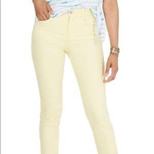 Style & Co. Petite Tummy-Control Slim-Leg Jeans